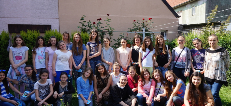 Posjet samostanskoj zajednici