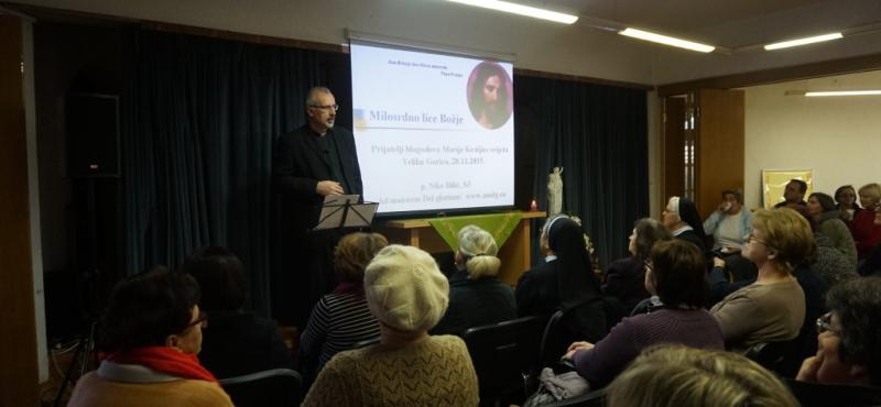 Velika Gorica – duh. obnova Udruge prijatelji blagoslova Marije Kreljice svijeta