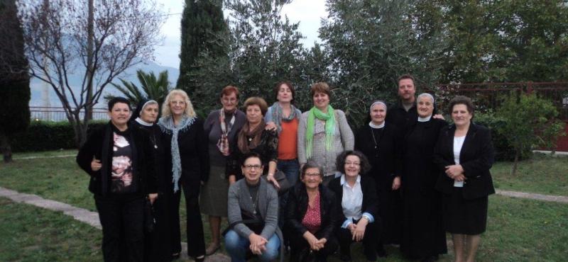 Izborna skupština Udruge prijatelji blagoslova Marije Kraljice svijeta – Podružnica Split