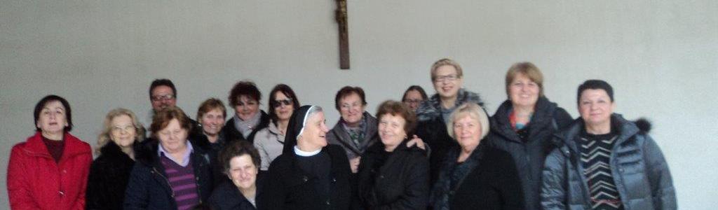 Duhovna obnova članova Udruge PBMKS  u Splitu