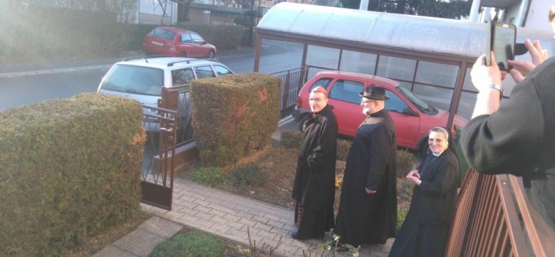 Posjet Kardinala