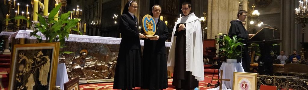 VRHUNAC PROSLAVE GODINE POSVEĆENOG ŽIVOTA (13. 03.2015) – Bdijenje u katedrali