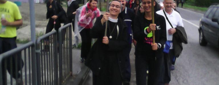 24. zahvalno, pješačko hodočašće vjernika Velike Gorice