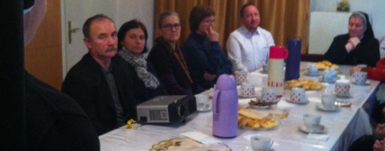 Duhovna obnova članova Udruge PBMKS u Botincu