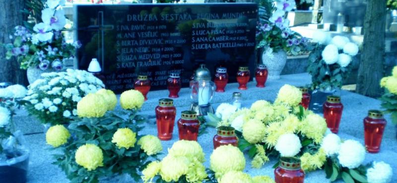 Svi sveti – pohod grobovima