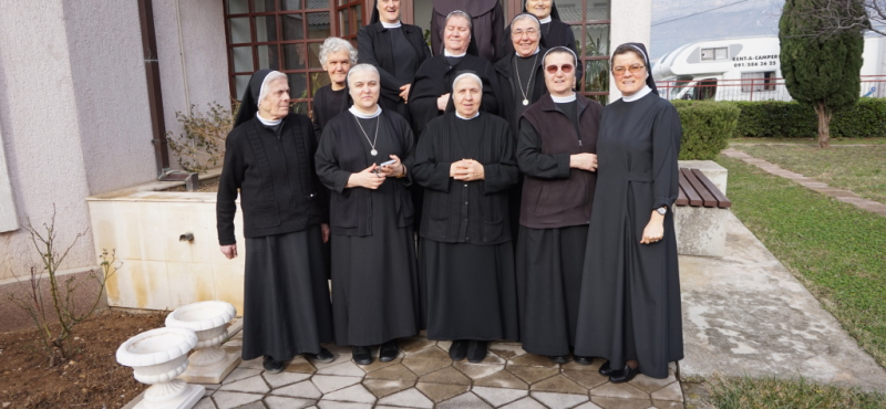 Duhovne vježbe sestara u Splitu